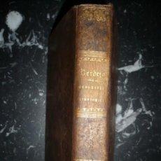 Libros antiguos: PRINCIPIOS DE GEOGRAFIA ASTRONOMICA FISICA Y POLITICA FRANCISCO VERDEJO PAEZ 1854 MADRID. Lote 152231742