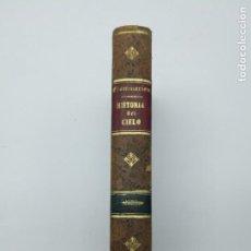 Libros antiguos: HISTÒRIA DEL CIELO 1884 CAMILO FLAMMARION. Lote 154942530
