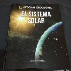 Libros antiguos: EL SISTEMA SOLAR. NATIONAL GEOGRAPHIC. Lote 155421606