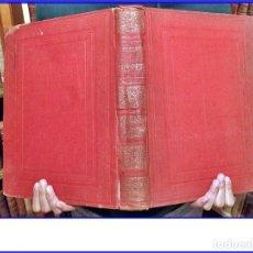Libros antiguos: VOLUMINOSO LIBRO ILUSTRADO DE FLAMMARION. FENÓMENOS DE LA NATURALEZA. 100 AÑOS DE ANTIGÜEDAD.. Lote 155754310