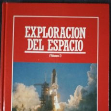 Libros antiguos: EXPLORACION DEL ESPACIO VOL 1. COLECCION DE DIVULGACION CIENTIFICA. Lote 156662994