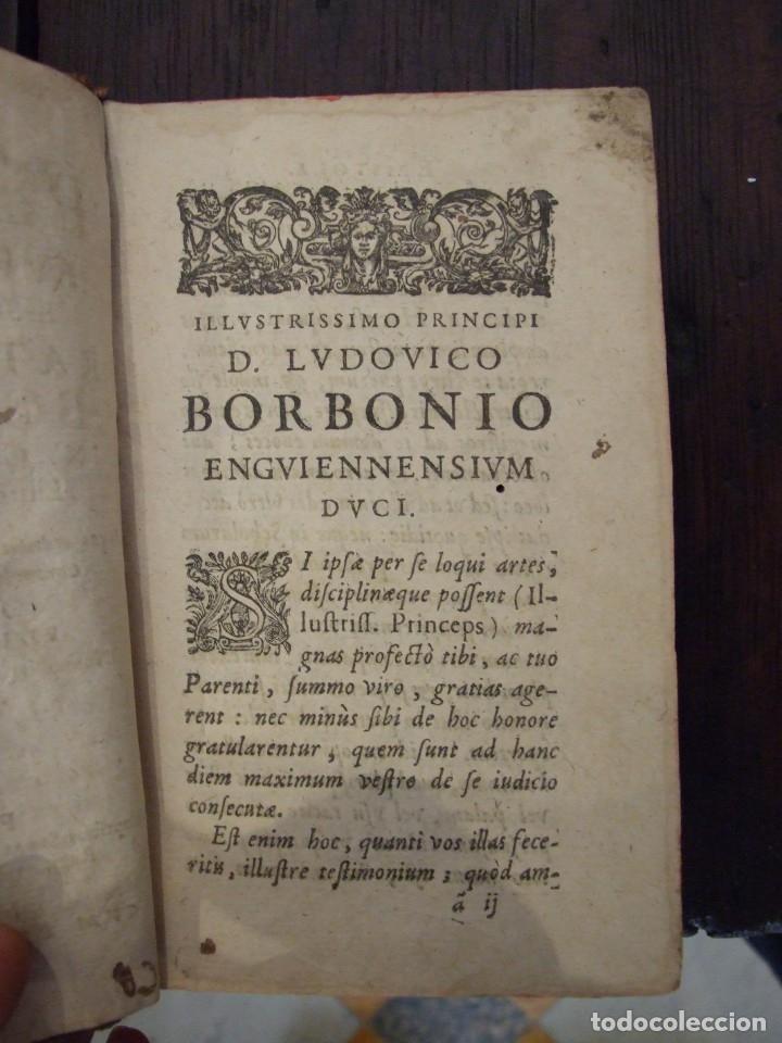 Libros antiguos: ALMANAQUE DIONYSI PETAVI AURELIANENSIS RATIONARIUM - SEBASTIANI CRAMISY PARISIS 1641 MDCXLI - Foto 3 - 142349894