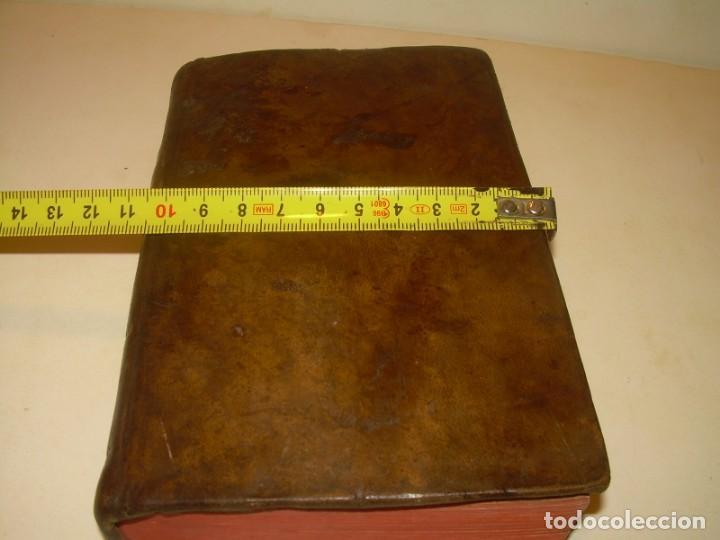 Libros antiguos: LIBRO TAPAS DE PIEL..ASTRONOMIA - FISICA - HIDROESTATICA, ETC. CON 5 LAMINAS DESPLEGABLES..AÑO 1824. - Foto 21 - 162140238