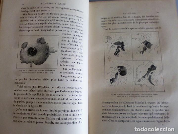 Libros antiguos: LE CIEL. NOTIONS D´ASTRONOMIE - Foto 4 - 162496214