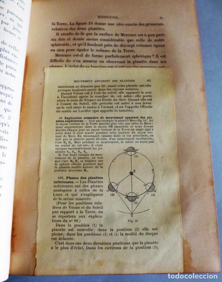 Libros antiguos: LE CIEL. NOTIONS D´ASTRONOMIE - Foto 5 - 162496214