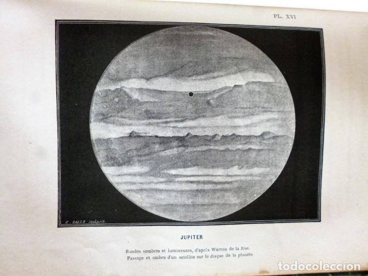 Libros antiguos: LE CIEL. NOTIONS D´ASTRONOMIE - Foto 7 - 162496214