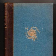 Libros antiguos: STERNENKUNDE UND ERDGESCHICHTE - DR. R. BUSCHICK - ERSTAUSGABE 1927. Lote 163504030