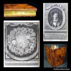 Libros antiguos: AÑO 1784 EXTRATERRESTRES COPÉRNICO ASTRONOMÍA DE LA PLURALIDAD DE LOS MUNDOS FONTENELLE 2 GRABADOS. Lote 163711818