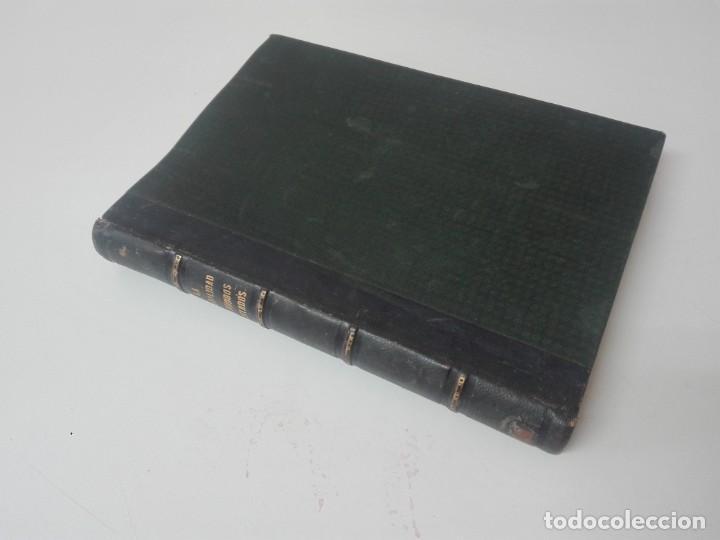 LA PLURALIDAD DE MUNDOS HABITADOS FLAMMARION ILUSTRADO PRIMERA EDICION 1866 (Libros Antiguos, Raros y Curiosos - Ciencias, Manuales y Oficios - Astronomía)