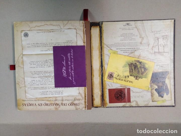 Libros antiguos: Libro de magia guía práctica alfaguara 31x264ctms ll - Foto 2 - 164551370