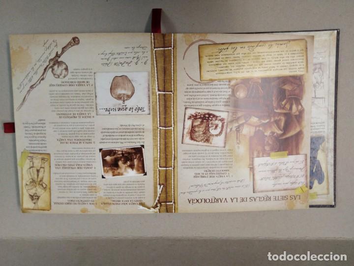 Libros antiguos: Libro de magia guía práctica alfaguara 31x264ctms ll - Foto 3 - 164551370