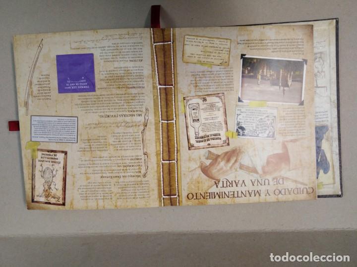 Libros antiguos: Libro de magia guía práctica alfaguara 31x264ctms ll - Foto 4 - 164551370