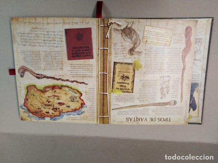 Libros antiguos: Libro de magia guía práctica alfaguara 31x264ctms ll - Foto 5 - 164551370