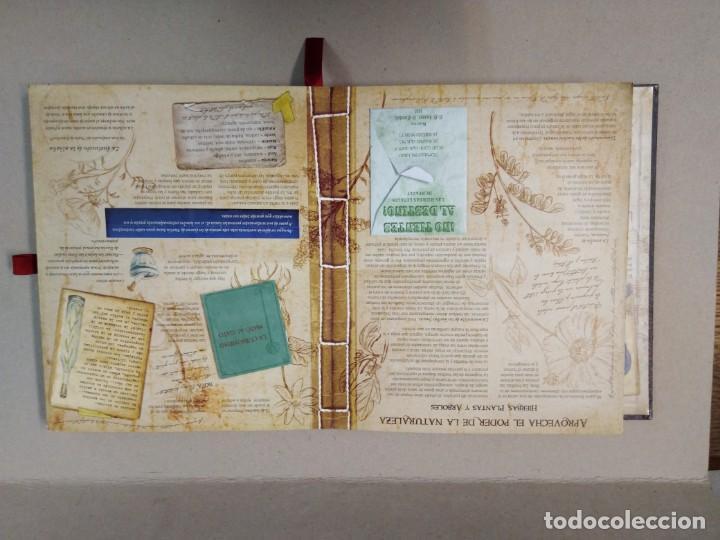 Libros antiguos: Libro de magia guía práctica alfaguara 31x264ctms ll - Foto 7 - 164551370