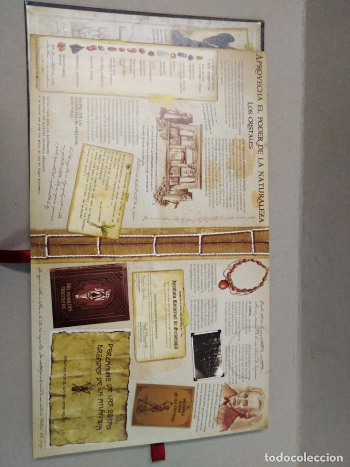 Libros antiguos: Libro de magia guía práctica alfaguara 31x264ctms ll - Foto 9 - 164551370