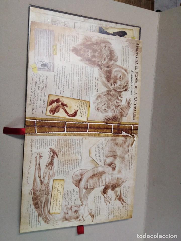 Libros antiguos: Libro de magia guía práctica alfaguara 31x264ctms ll - Foto 10 - 164551370