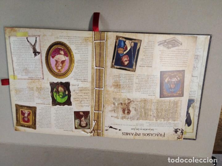 Libros antiguos: Libro de magia guía práctica alfaguara 31x264ctms ll - Foto 12 - 164551370