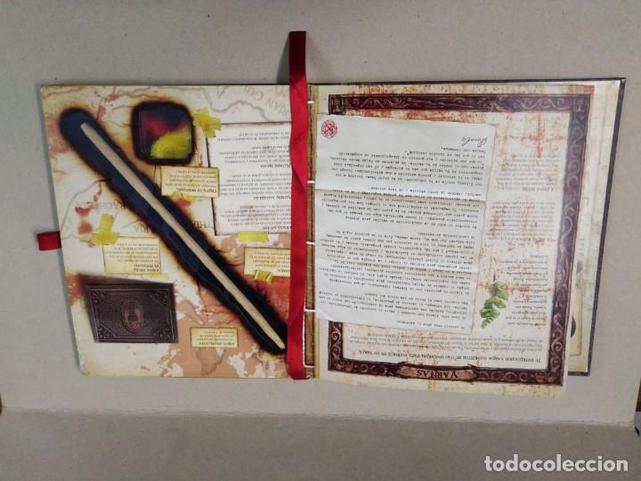 Libros antiguos: Libro de magia guía práctica alfaguara 31x264ctms ll - Foto 13 - 164551370