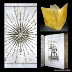 Libros antiguos: AÑO 1796 ASTRONOMÍA 2 TOMOS EN 1 VOL. GRABADOS PERGAMINO FILOSOFÍA FÍSICA PHILOSOPHIA GOUDIN MADRID. Lote 165267914
