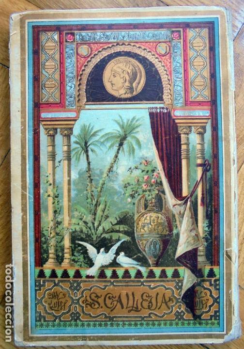 Libros antiguos: NOCIONES de GEOGRAFÍA ASTRONÓMICA. Ed.Saturnino Calleja 1903 - Foto 3 - 165390334