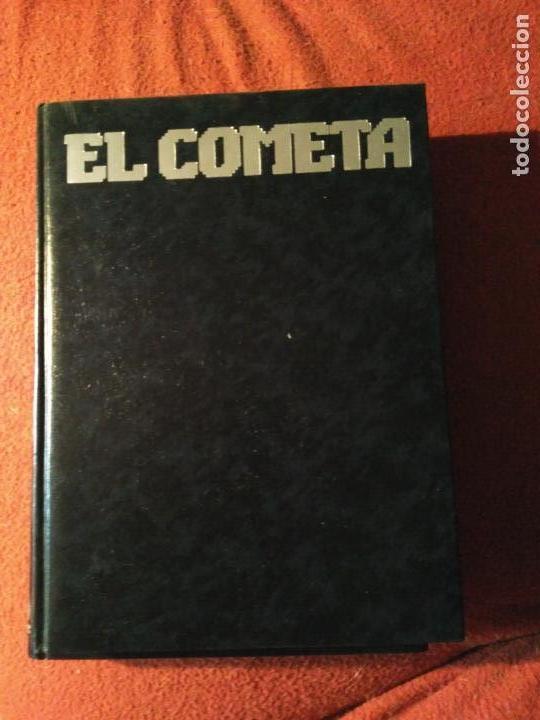 Libros antiguos: Lote de 3 libros: Cosmos, El Cometa y Murmullos de la Tierra, de Carl Sagan. Astronomía - Foto 2 - 168647384