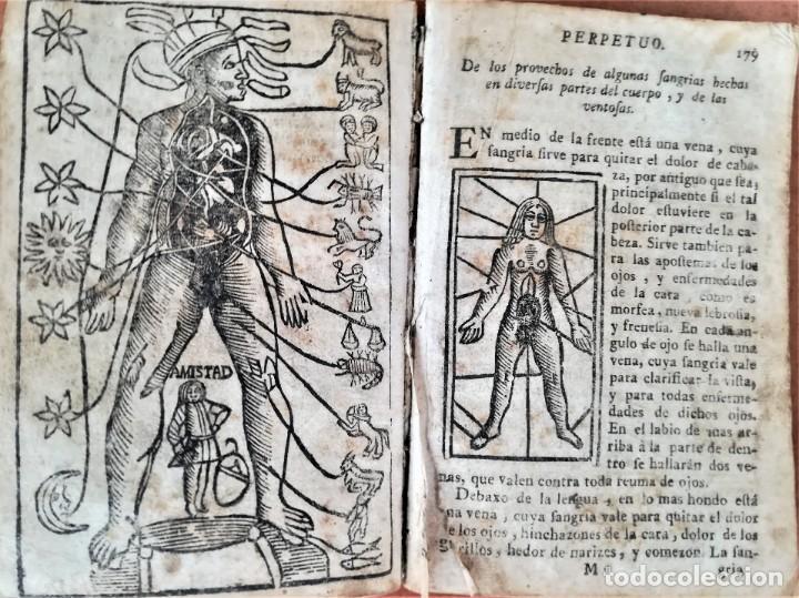 Libros antiguos: LIBRO ASTRONOMIA,LUNARIO PRONOSTICO PERPETUO GENERAL,AÑO 1768, SIGLO XVIII,ECLIPSES,ASTROS,PLANETAS - Foto 8 - 170552904
