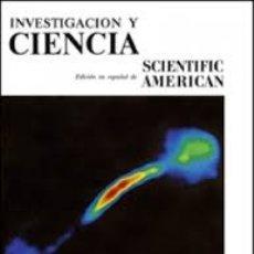 Libros antiguos: REVISTA INVESTIGACIÓN Y CIENCIA, 70 (JULIO 1982); CHORROS CÓSMICOS - EL CALENDARIO GREGORIANO.. Lote 173488105