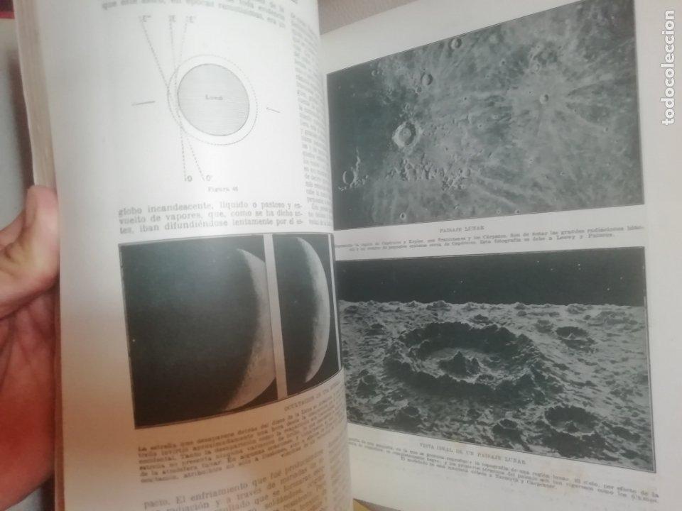 Libros antiguos: El Cielo. Novisima Astronomía Ilustrada. Editorial Seguí. 1920 - Foto 6 - 174466498
