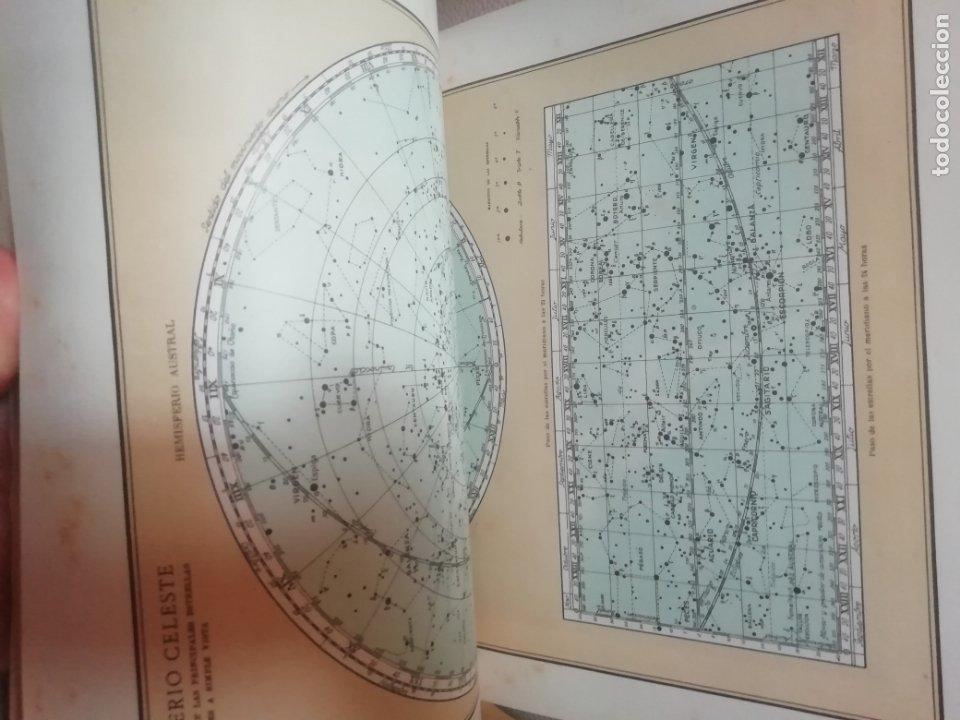 Libros antiguos: El Cielo. Novisima Astronomía Ilustrada. Editorial Seguí. 1920 - Foto 7 - 174466498