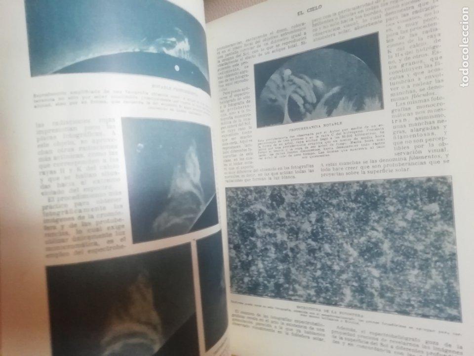Libros antiguos: El Cielo. Novisima Astronomía Ilustrada. Editorial Seguí. 1920 - Foto 10 - 174466498