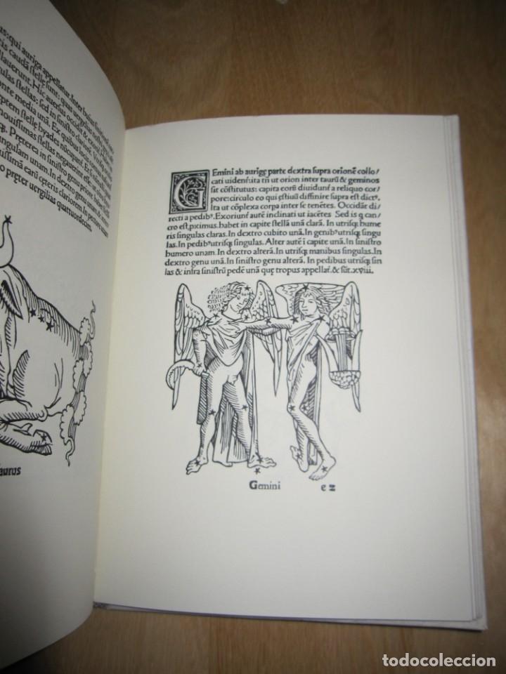 POETICON ASTRONOMICON. CAYO JULIO HIGINIO. FACSÍMIL (Libros Antiguos, Raros y Curiosos - Ciencias, Manuales y Oficios - Astronomía)