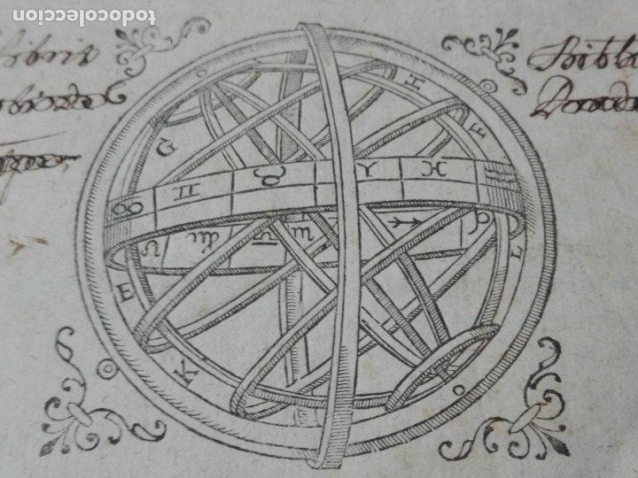 LAS TABLAS DE JEAN DE MONT-ROYAL HENRION AÑO 1625 REGIOMONTANUS OBRA UNICA (Libros Antiguos, Raros y Curiosos - Ciencias, Manuales y Oficios - Astronomía)