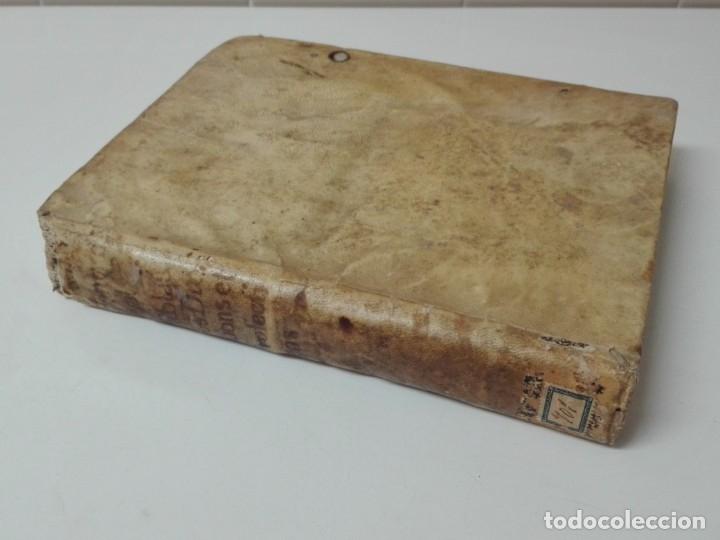 Libros antiguos: Las tablas de Jean de Mont-Royal Henrion año 1625 regiomontanus obra unica - Foto 3 - 174681507
