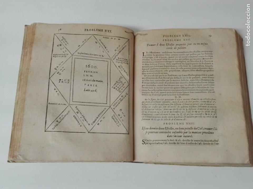 Libros antiguos: Las tablas de Jean de Mont-Royal Henrion año 1625 regiomontanus obra unica - Foto 9 - 174681507