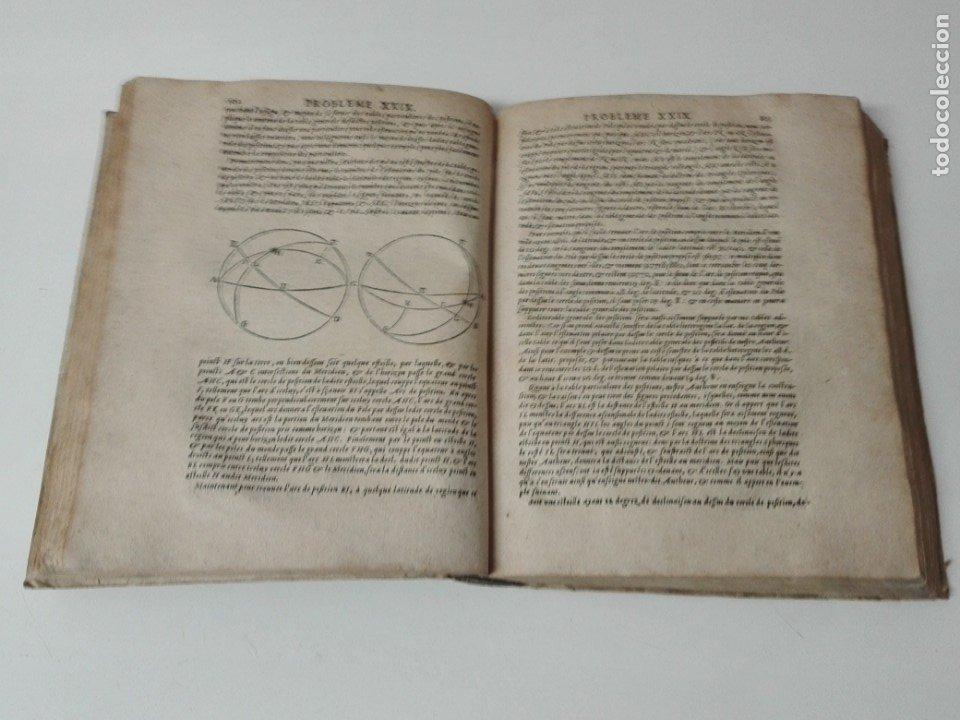 Libros antiguos: Las tablas de Jean de Mont-Royal Henrion año 1625 regiomontanus obra unica - Foto 10 - 174681507