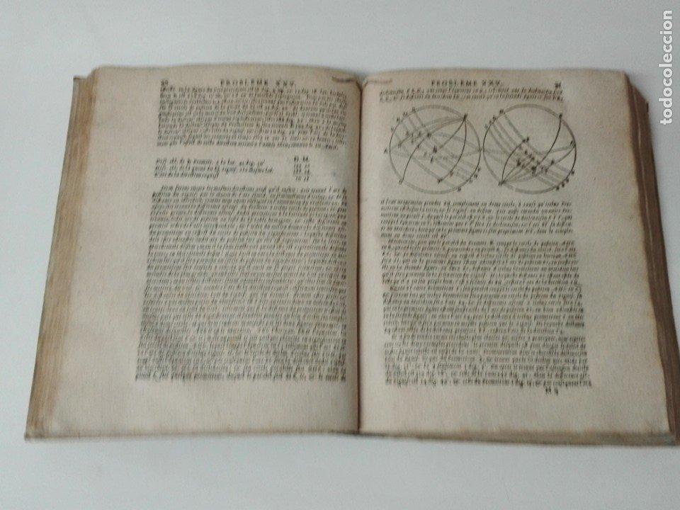 Libros antiguos: Las tablas de Jean de Mont-Royal Henrion año 1625 regiomontanus obra unica - Foto 13 - 174681507