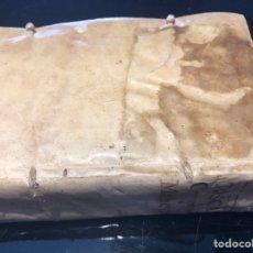 Libros antiguos: TOSCA. COMPENDIO MATEMÁTICO EN QUE SE CONTIENEN TODAS LAS MATERIAS PRINCIPALES DE LAS CIENCIAS.. Lote 177336214