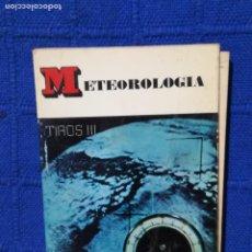 Libros antiguos: METEOROLOGIA. Lote 177605332