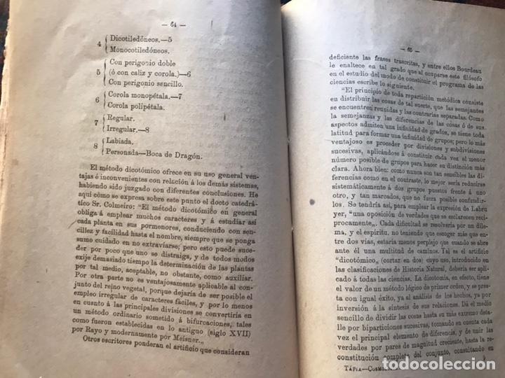 Libros antiguos: Apuntes de cosmología Liberio García tapia. Ciudad real. 1895. Raro. Difícil - Foto 13 - 178992455