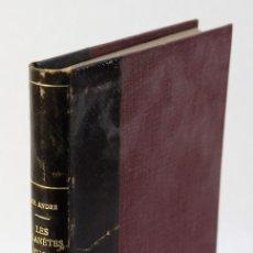 Libros antiguos: LES PLANÈTES ET LEUR ORIGINE-CH.ANDRÉ-GAUTHIER-VILLARS, IMPRÍMELE-LIBRAIRE, PARIS 1909. Lote 180129941