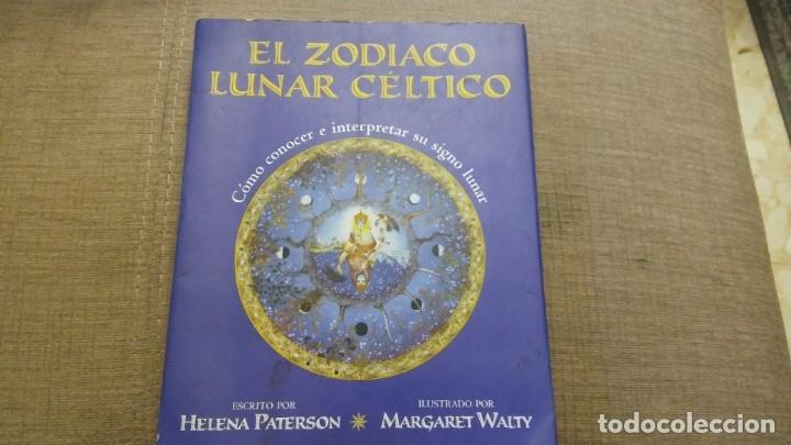 EL ZODIACO LUNAR CELTICO (Libros Antiguos, Raros y Curiosos - Ciencias, Manuales y Oficios - Astronomía)
