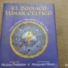Libros antiguos: EL ZODIACO LUNAR CELTICO. Lote 180434657