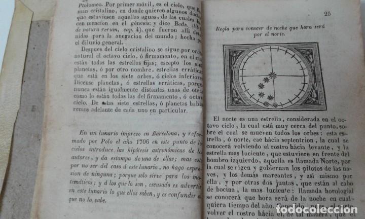 Libros antiguos: EL NON PLUS ULTRA DEL LUNARIO PERPETUO 1855 PEDRO ENGUERA ILUSTRADO - Foto 6 - 181431106
