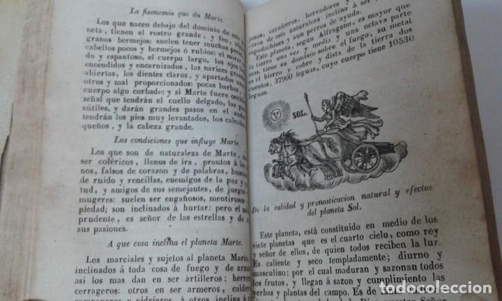 Libros antiguos: EL NON PLUS ULTRA DEL LUNARIO PERPETUO 1855 PEDRO ENGUERA ILUSTRADO - Foto 8 - 181431106