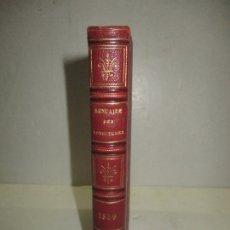 Livros antigos: ANNUAIRE POUR LAN 1859 PAR LE BUREAU DES LONGITUDES. 1859.. Lote 181748360