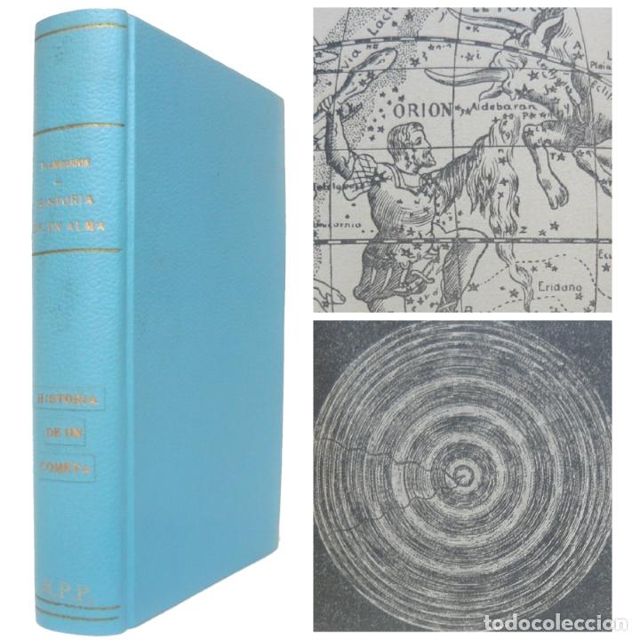 1910 - ASTRONOMÍA, COMETAS, PLANETAS, ESTRELLAS. 2 LIBROS ILUSTRADOS DEL ASTRÓNOMO CAMILO FLAMMARION (Libros Antiguos, Raros y Curiosos - Ciencias, Manuales y Oficios - Astronomía)