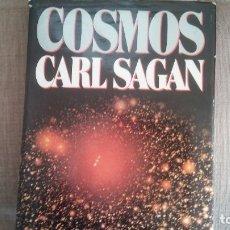 Libros antiguos: COSMOS CARL SAGAN, ORIGINAL EN INGLÉS. Lote 182147040