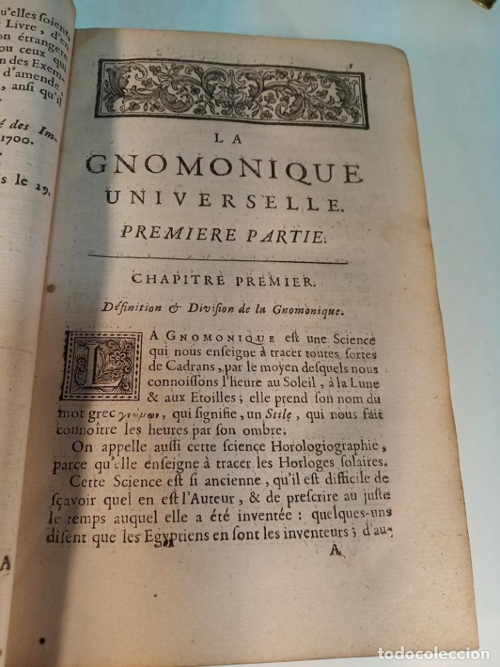 Libros antiguos: Genómica universal, o la ciencia de rastrear relojes de sol en todo tipo de dispositivos estables y - Foto 5 - 184039262
