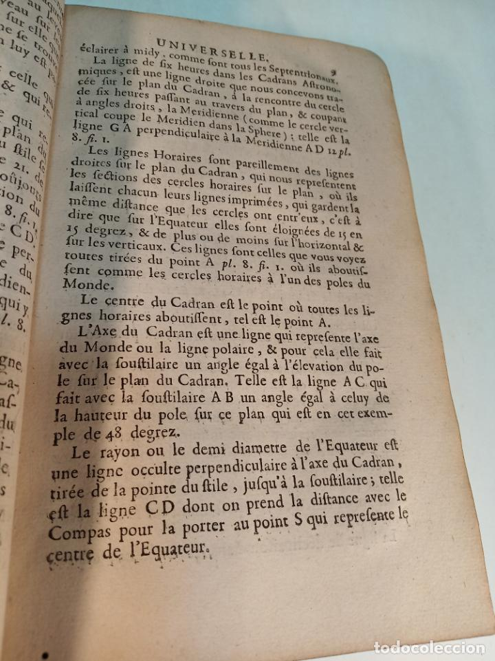 Libros antiguos: Genómica universal, o la ciencia de rastrear relojes de sol en todo tipo de dispositivos estables y - Foto 6 - 184039262