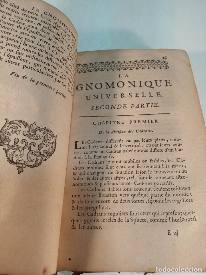 Libros antiguos: Genómica universal, o la ciencia de rastrear relojes de sol en todo tipo de dispositivos estables y - Foto 8 - 184039262